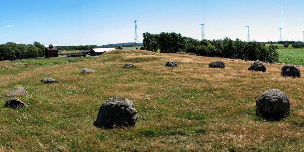 Broåsens Gravfält 2006