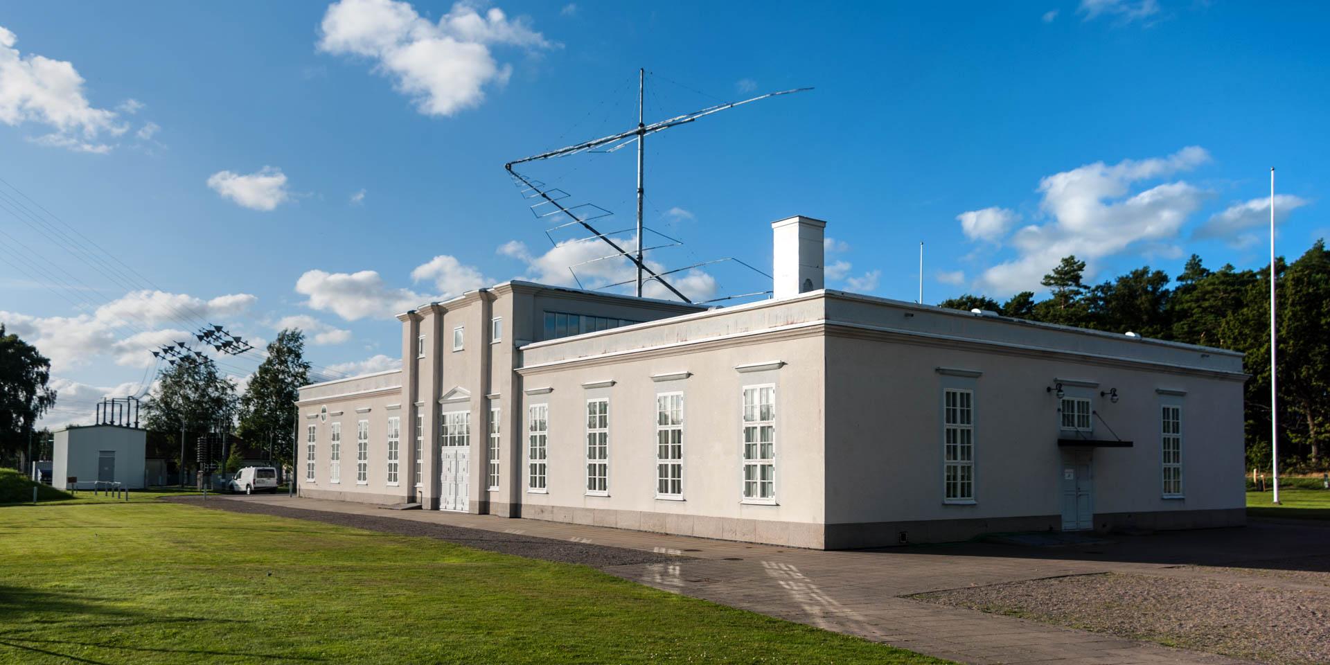 Grimeton Radiostation 2015