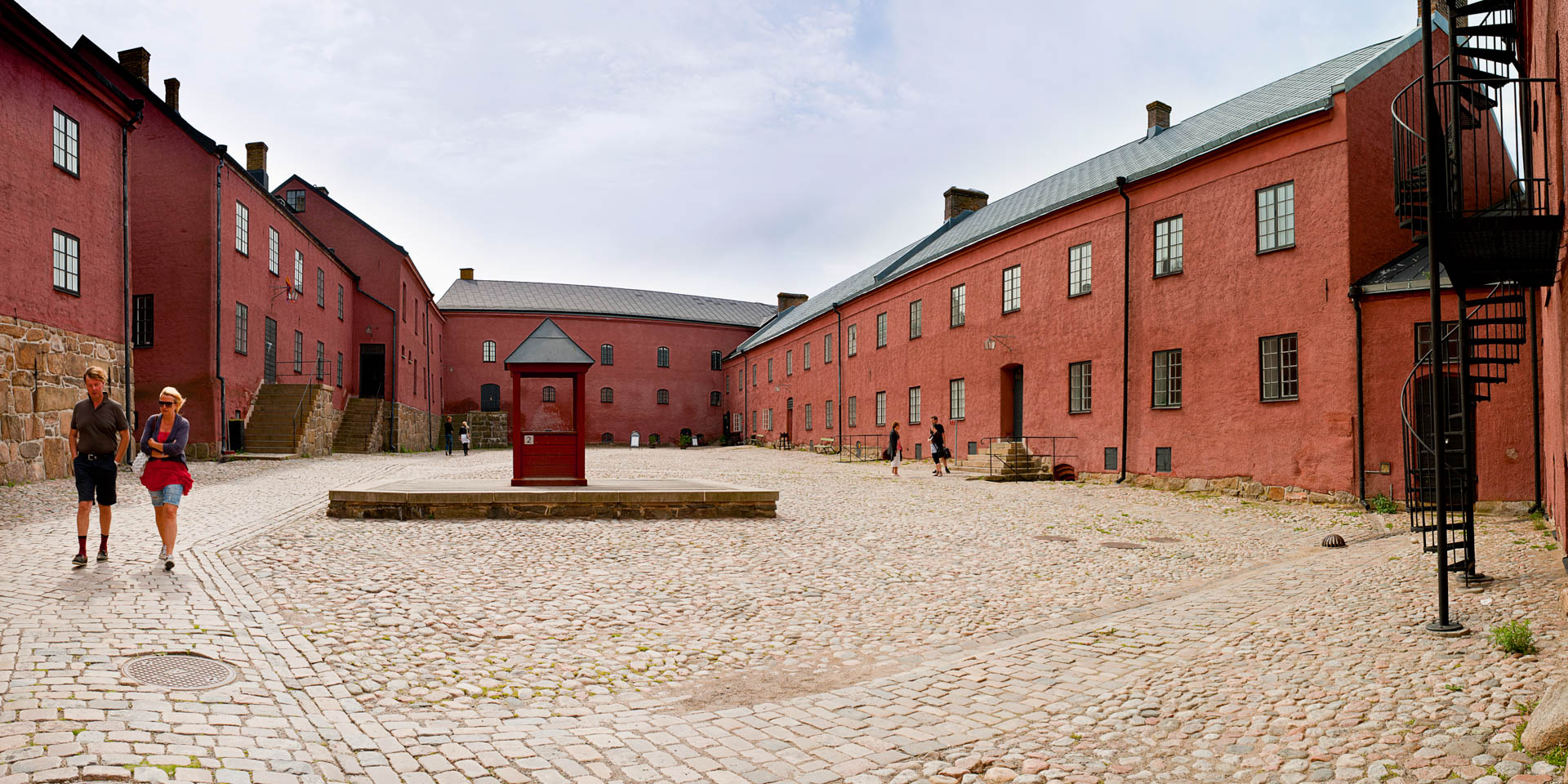Varbergs Fästning 2013