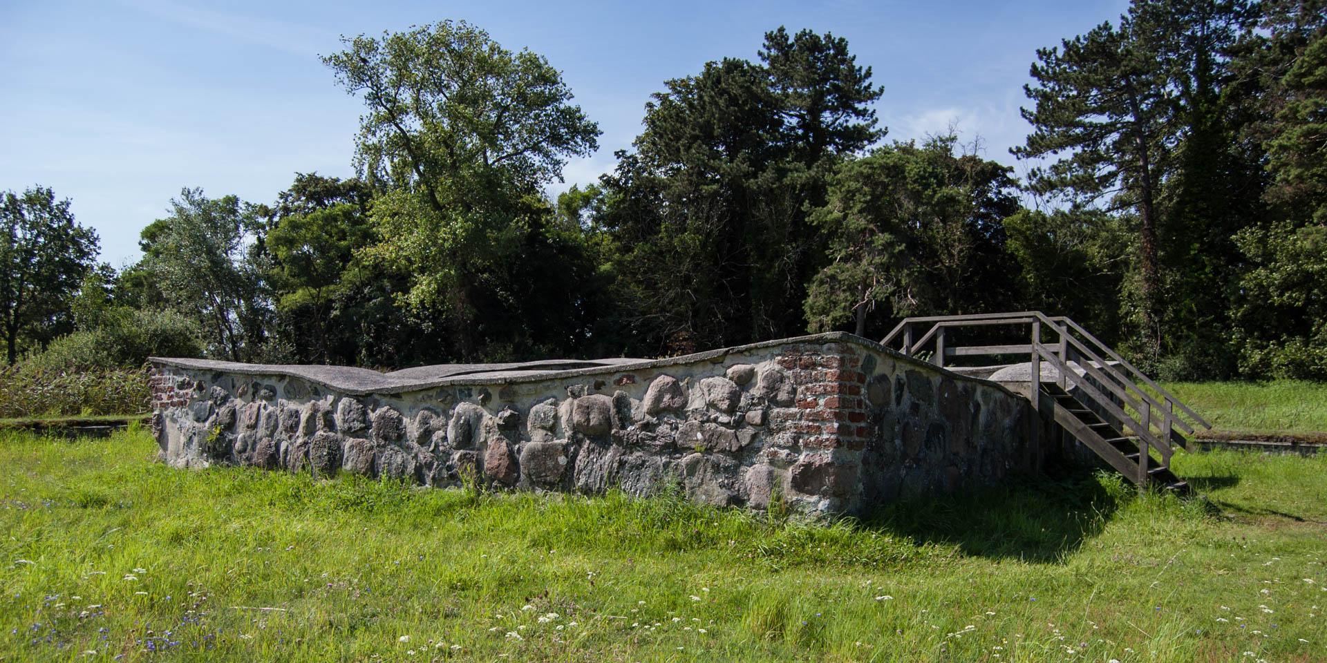 Falsterbohus Borgruin 2011