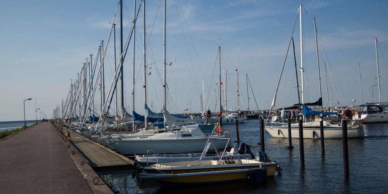 Falsterbokanalens Hamn 2011