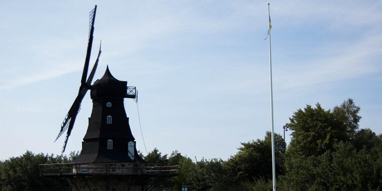Stora Hammars Mölla 2011