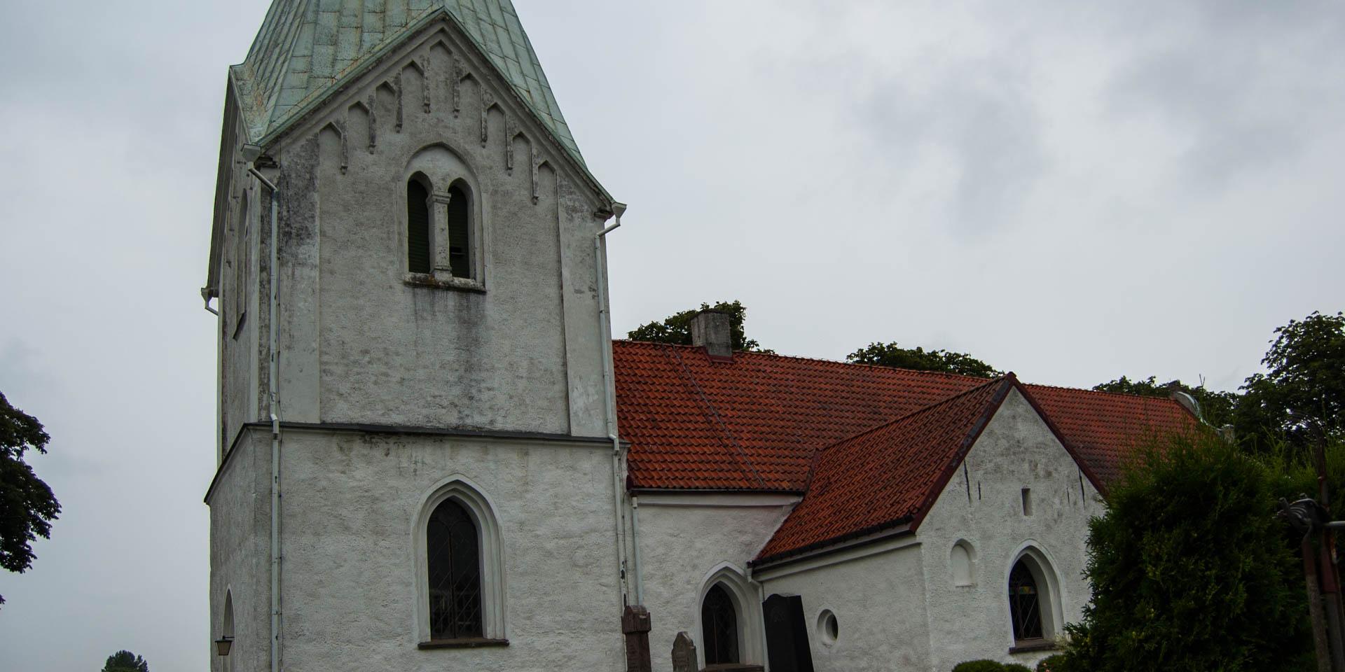 Västra Ingelstads Kyrka 2011