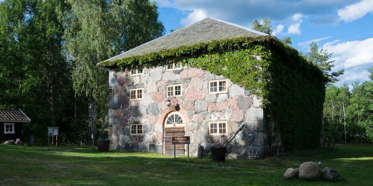 Ädelfors Gruv- och Mineralmuseum 2017