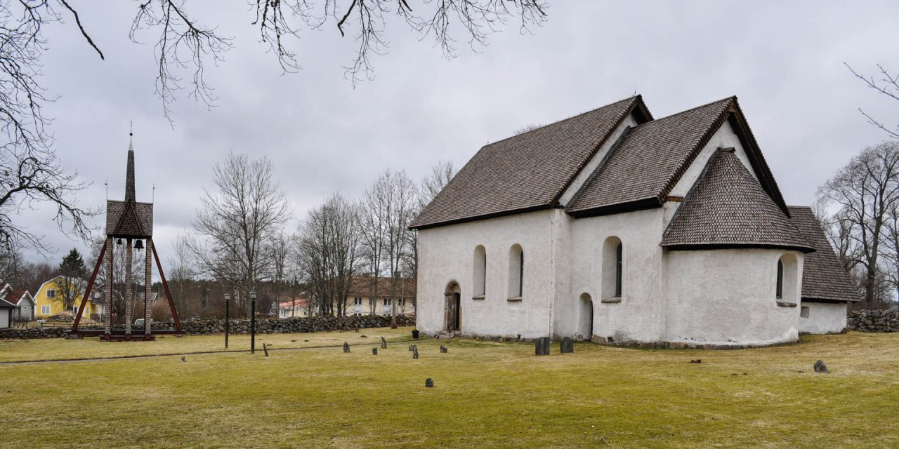 Myresjö Gamla Kyrka 2011