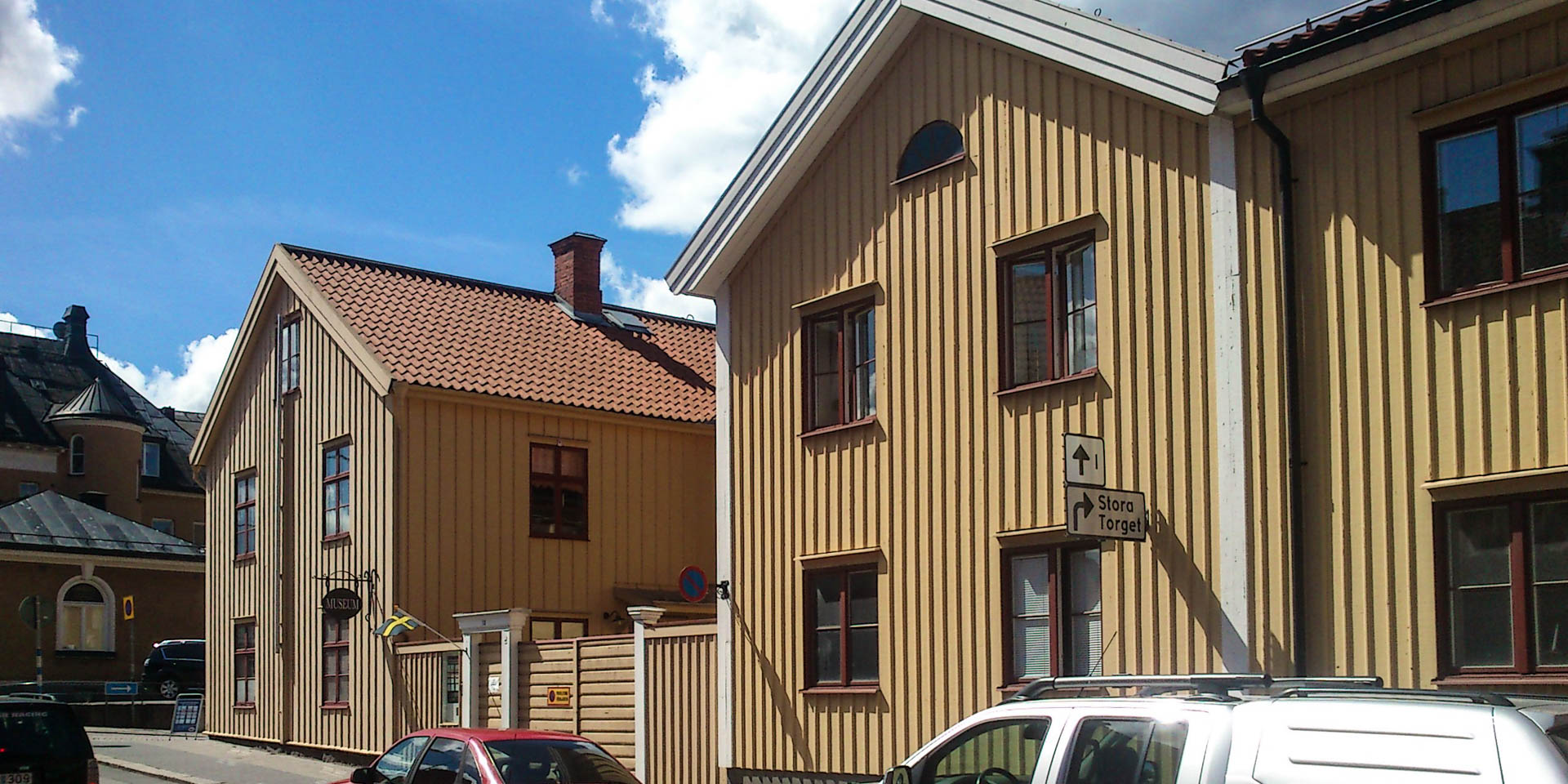 Stadsmuseet Näktergalen 2012