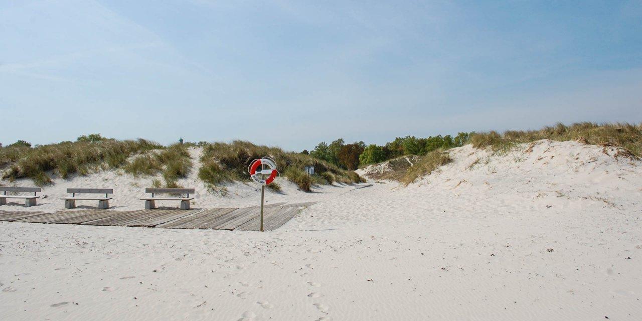 Sandhammarens Strand 2012