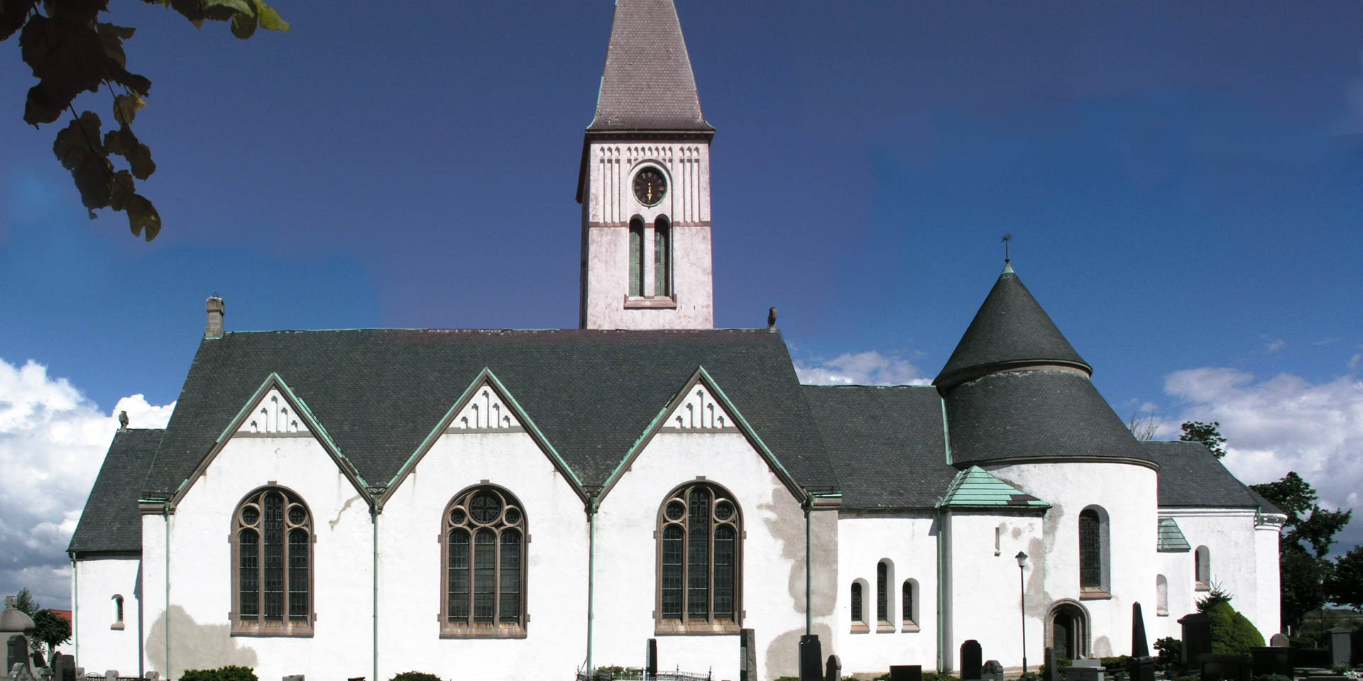 Valleberga Kyrka 2005