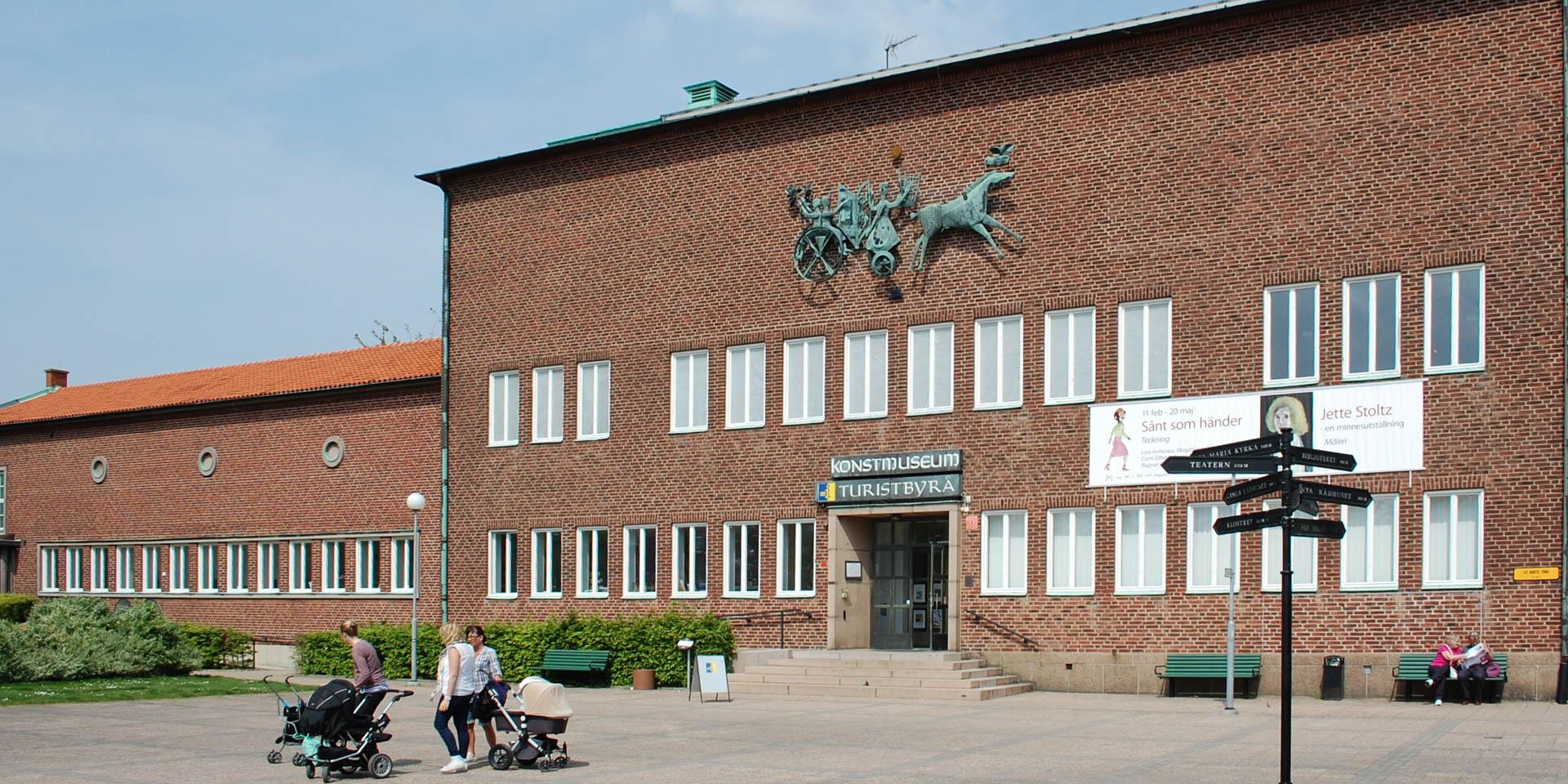 Ystads Konstmuseum 2012