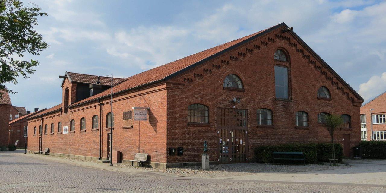 Ystads Militärhistoriska Museum 2014